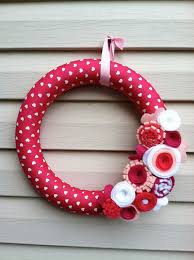 Etsy Valentines Day Decor by Best 25 Valentine Day Wreaths Ideas On Pinterest Valentine