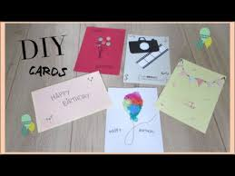 diy card making ideas i quick and easy ideas for homemade