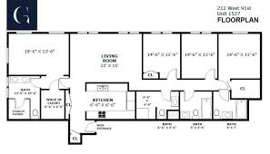 four bedroom the greystone custom layouts and features available