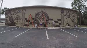 ccu students give grand strand masonic lodge a face lift with