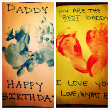 easy birthday idea for first time dad disney baby