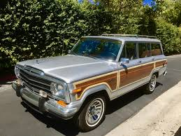2018 jeep grand wagoneer interior 1989 jeep grand wagoneer wagoneer classics pinterest jeeps