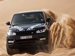 land rover dubai range rover sport behind the scenes pistonheads