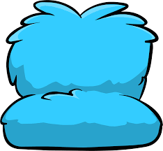 Couch Cartoon Fuzzy Blue Couch Club Penguin Wiki Fandom Powered By Wikia