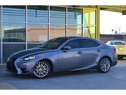 used lexus motors sale 2015 lexus is 250 for sale in tempe az serving phoenix used