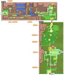 Sinnoh Map Solution De Pokémon Diamant Et Perle U003e Partie 3 Du Quatrième