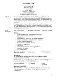 Esthetician Resume Examples Dean Drew Cv