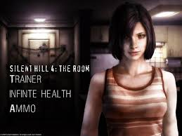 pc silent hill 4 the room final boss trainer infinte health
