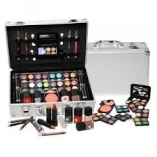 all in one makeup kit with acrylic case