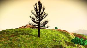 buildable custom trees no mans sky mods