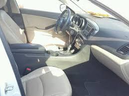 Kia Optima 2015 Interior Salvage Certificate 2015 Kia Optima Sedan 4d 2 4l 4 For Sale In