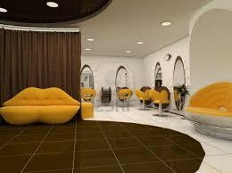Interior Design For Ladies Beauty Parlour Cuisine Hare Krishna Interiors Ladies Beauty Parlour Interior