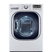 Dryer Not Drying Clothes But Is Heating Lg Electronics 7 3 Cu Ft Electric Dryer With Ecohybrid Heat Pump