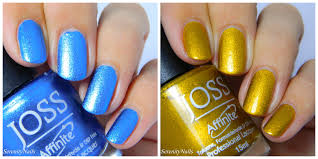 joss nail polish bold collection u2013 freckles in suburbia