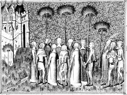 medieval lords middle ages coloring pages adults justcolor