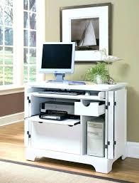 bureau ordinateur fixe bureau ordinateur fixe meuble pour petit bim a co