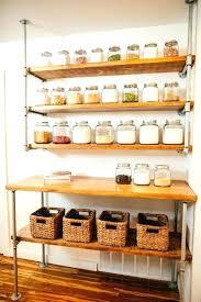 kitchen bookshelf ideas counter shelves kitchen cabinet storage ideas counter if