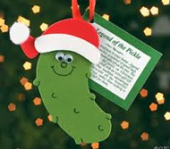 christmas pickle the christmas pickle daily dish magazine recipes travel crafts