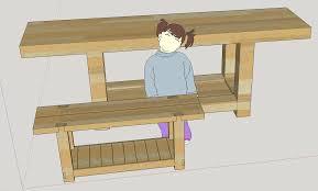 honey do woodworking child size roubo workbench