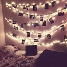 lights on wall with pictures lights in room ideas for designs interesting idea christmas decor