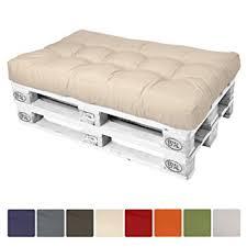coussin d assise canapé pour canapé en palette