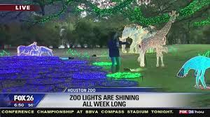 zoo lights houston 2017 dates houston zoo lights open to public video kriv