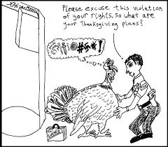 the daily dose tsa thanksgiving jokes tsa prank