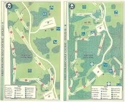 Map Of Lake Geneva Wi Fox River Park Grey Fox Professional Disc Golf Association