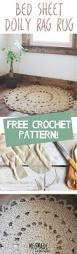 Easy Crochet Oval Rug Pattern Best 25 Crochet Rug Patterns Ideas On Pinterest Crochet Rugs