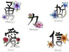 japanese symbols and meanings