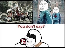 Assassins Creed 4 Memes - assassin s creed