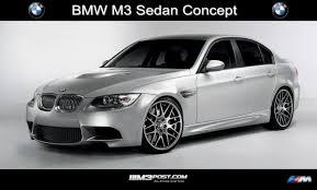 Bmw M3 Sedan - introducing the bmw m3 sedan concept