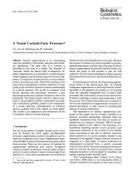 a neural cocktail party processor pdf download available