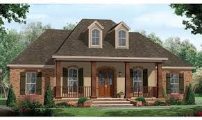 one house plans with porches 23 cool one house plans with porches building plans