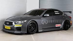 infinity car this is infiniti u0027s new btcc car top gear