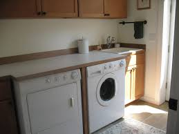 red laundry room cabinets hillcrest home necessary rooms depot cabinets laundry room