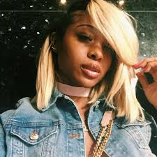 lilshawtybad u2026 hair pinterest bobs hair style and blondes