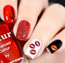 14 valentine u0027s day inspired nail designs to get you in the spirit