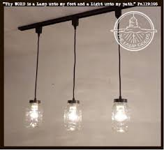 Track Pendant Light Jar Track Lighting Pendant Trio New Quart The L Goods