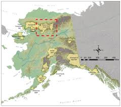 Show Me A Map Of Alaska by Gates Of The Arctic Maps Npmaps Com Just Free Maps Period
