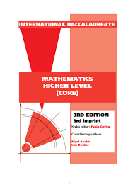 ibid press math hl core