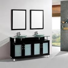 Bathroom Vanities With Glass Tops Shop 60