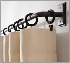 wrap around curtain rod amazon curtains home design ideas