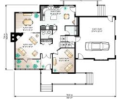 Farmhouse Floor Plan by Farmhouse Style House Plan 3 Beds 2 50 Baths 2183 Sq Ft Plan 23 293