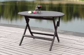 Round Table Kerman Outdoor Tables Patio Furniture Safavieh Home Furnishings