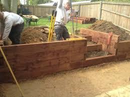 garden retaining wall garden wall curve retaining wall 1