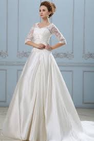 Wedding Dresses With Sleeves Uk New Arriving Cheap Vintage Wedding Dresses With Sleeves Uk 2015