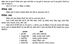 ncert solutions for class 7 hindi chapter 1 भ ष और