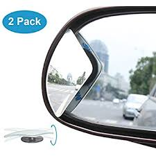 The Little Blind Spot Amazon Com Blind Spot Mirror Square Liberrway Wide Angle Mirror