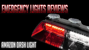 amazon led auto lights generic car 16 led dash light from amazon com emergency lights